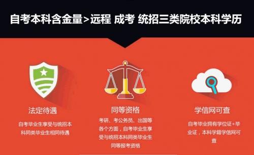 扬州广陵区自考培训中心